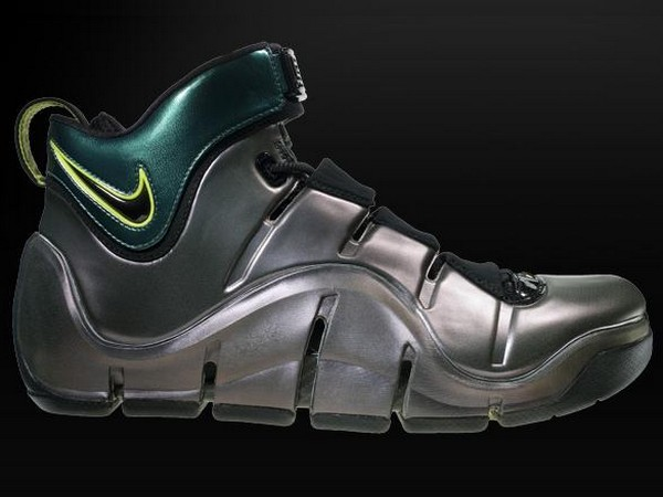 Throwback Thursday  Nike Zoom LeBron IV Oregon Look-a-like  e7dd4d16a