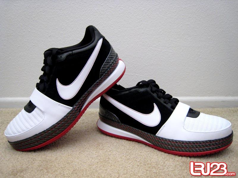 0fd0d84384675 ... Nike Zoom LeBron VI Low BlackWhiteVarsity Red New Photos ...