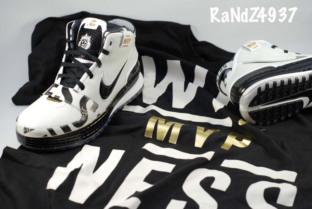 pretty nice 7bbc8 2af08 Throwback Thursday Nike Zoom LeBron VI MVP Limited Edition ...