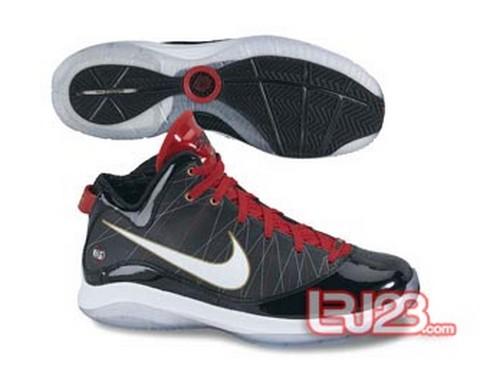 Introducing the Nike LeBron VII PS Post Season A Retooled version of the  AMLVII ... 103b69744