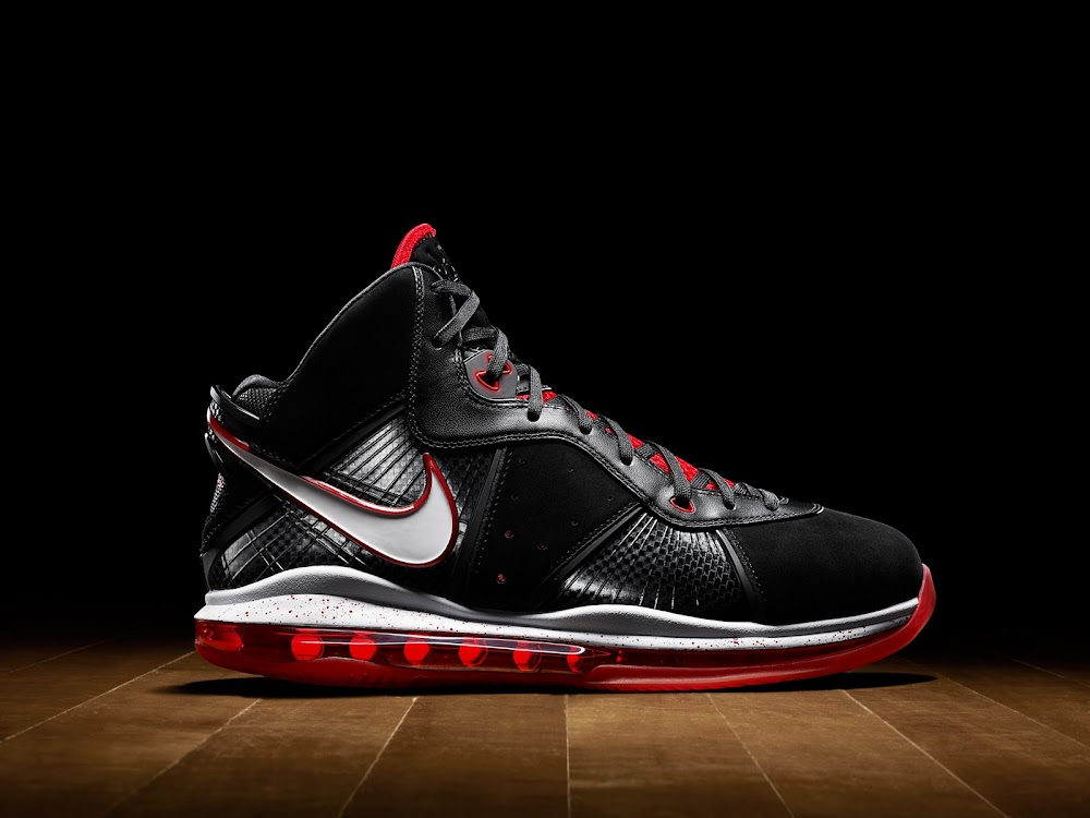 0a490416a6a8 The Eight Nike Air Max LeBron VIII Official Unveiling amp Tech Specs ...