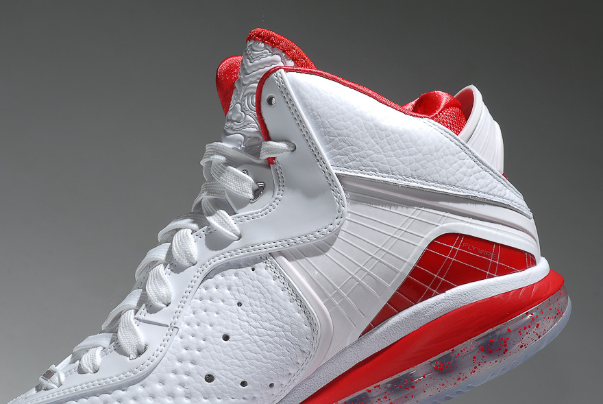 70455f0b78e2 ... Nike LeBron 8 WhiteSport Red China Exclusive Colorway ...