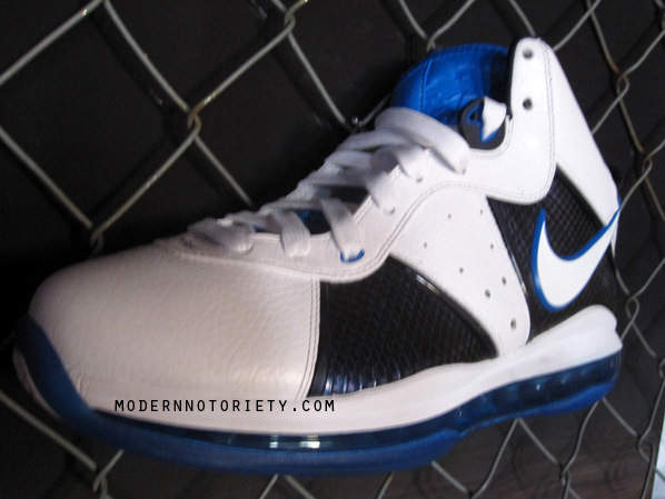 8d3f2df942d ... Fresh Look at Nike LeBron 8 Personalized for Dallas Mavericks ...