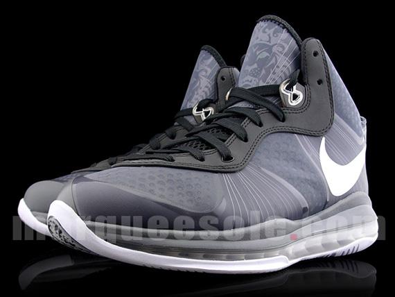 new concept 25ede adeee Nike LeBron 8 V2 8211 BlackGreyWhiteNeon 8211 Actual Photos ... LeBron 8 V2  8220PreDunkman8221 Arrives Early Compare with LBJ8217s PE .