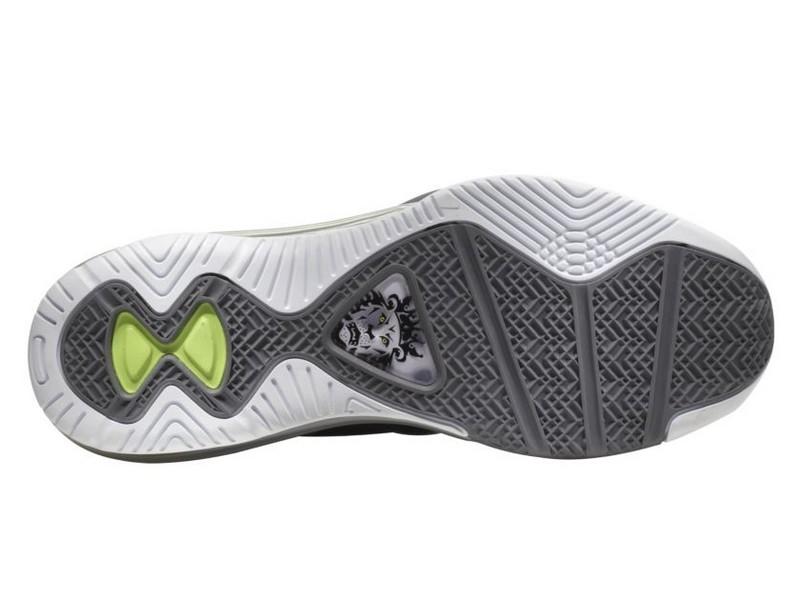 1ed31c043736 Detailed Look at 429676002 Nike LeBron 8 V2 GreyampNeon ...