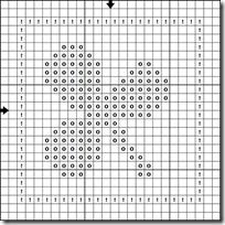 free-cross-stitch-pattern-symbol-shamrock