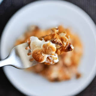 Lightened-Up Sweet Potato Casserole.