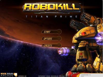 [诚意推荐] RoboKill 重重杀机 Flash 破解版下载