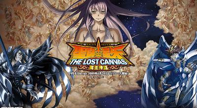 圣斗士星矢 The Lost Canvas 冥王神话 Vol.1 预告片