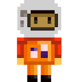 Ed the Astronaut