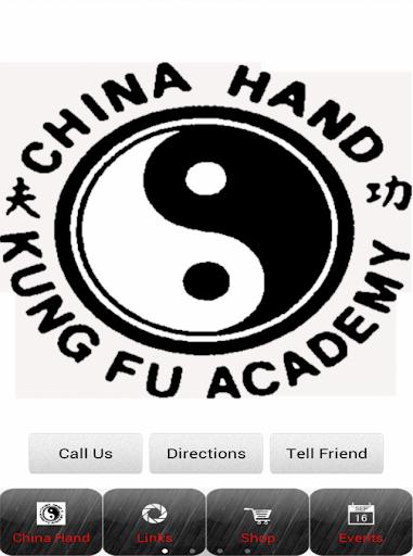 China Hand Kung Fu