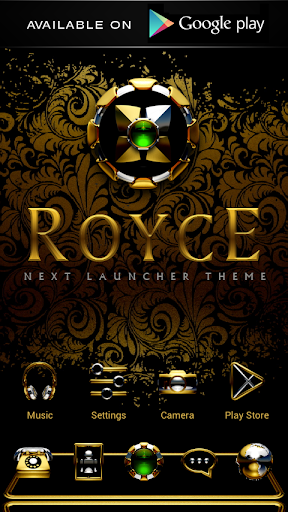 ROYCE Poweramp skin V2 3 07 (Android) - Download APK
