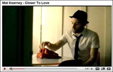 Closer to Love_Mat Kearney