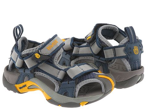 b8c25309a Teva Kids Toachi (Toddler Youth)  Reef sandals fanning