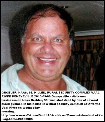 Boer Genocide 09 Sep 2010