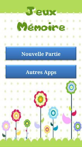 Jeux Mémoire France