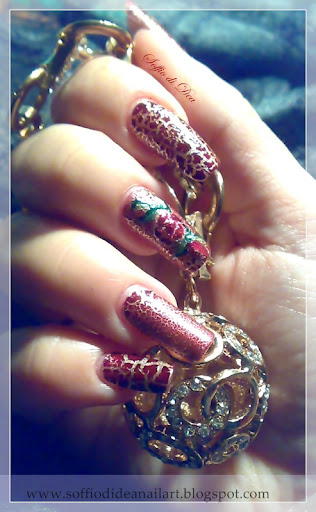nail+art+or+rougenoir
