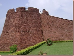 bekal fort observation tower