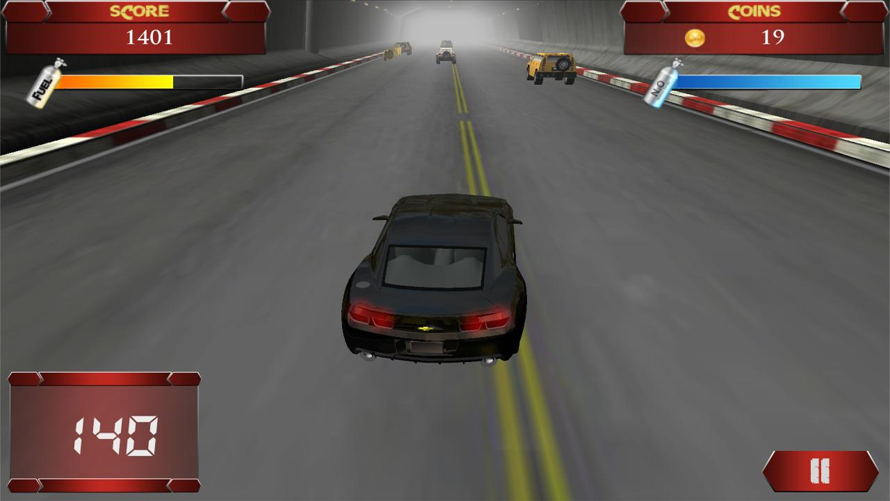 SpeeD Drive Traffic Rush - screenshot