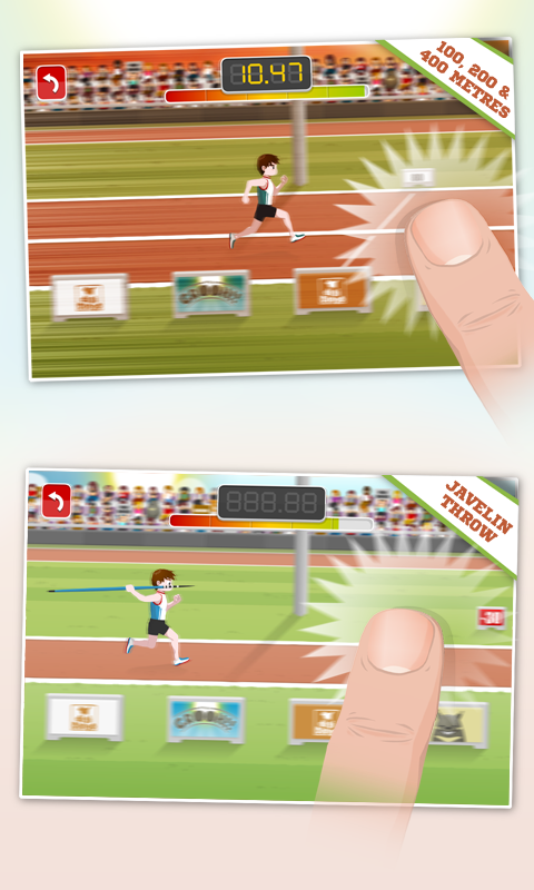 Athleticooh- screenshot
