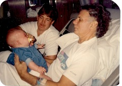 dad, J and L 1993