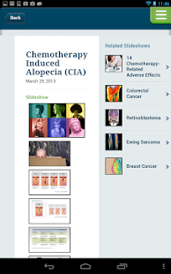 Chemotherapy Advisor - screenshot thumbnail