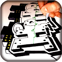 How to Draw Graffiti Letters 6.0