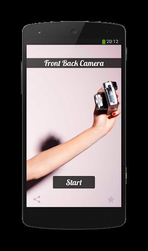Front Back Camera