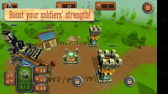 Tower Defense: Kingdom Defence - screenshot thumbnail