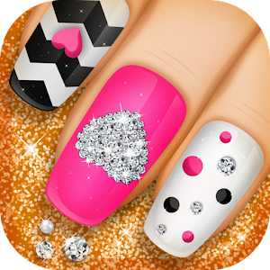 Nail manicure games for girls android apps on google play nail manicure games for girls prinsesfo Images