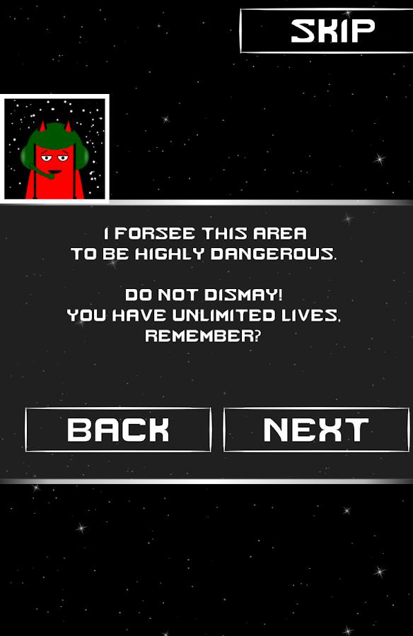 Spacebat - screenshot