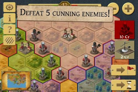 Conquest! Medieval Realms - screenshot thumbnail