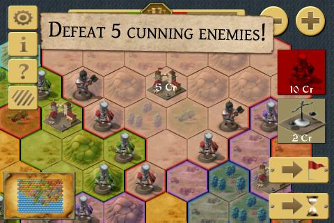 Conquest! Medieval Realms - screenshot