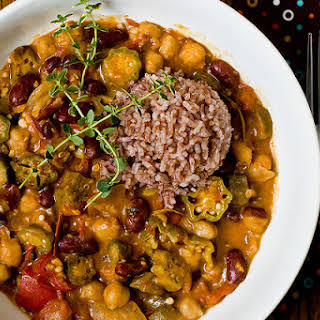 Chickpeas Kidney Beans Recipes.