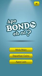 Apo Bondo Eh Ni? 拼字 App-癮科技App