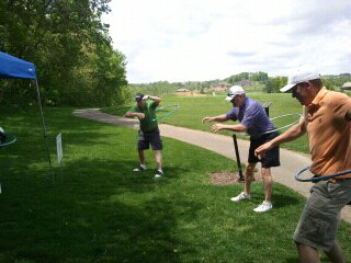 Serviceone Dubuque Fun At The Annual Dubuque Chamber Golf