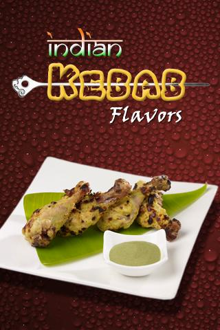 Indian Kebab Flavors Lite- screenshot