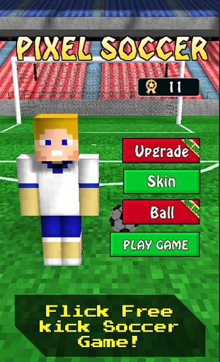 픽셀 축구 - Pixel Soccer Flick