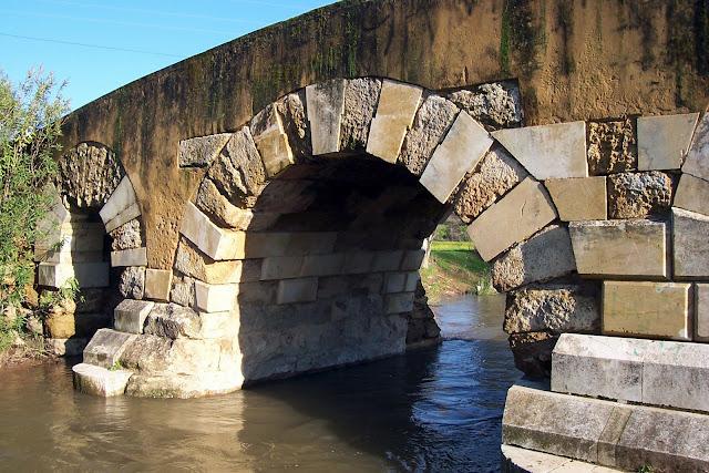 Arco central lado norte