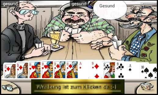 Doppelkopf am Stammtisch Free - screenshot thumbnail