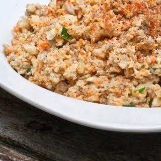 Raw & Vegan Tuna Salad.