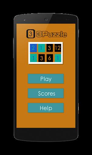 Threes - 3 Puzzle