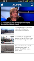 Screenshot of La Télé