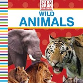 Board Prschool Wild Animals