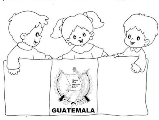 Pueblos Indigenas De Guatemala Para Colorear Imagui