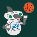 JAX Football & Basketball logo