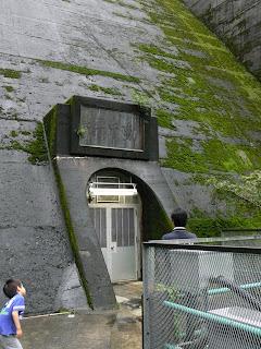 監査廊入り口