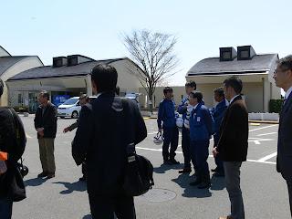 TEPCO塩原ランドに到着