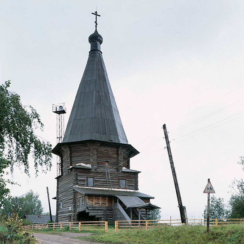 The Beautiful Wooden Churches of North Russia