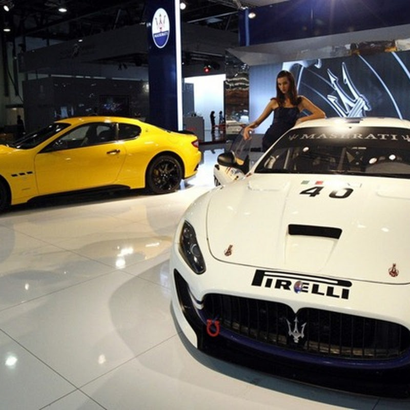 Dubai International Motor Show 2009 in Pictures